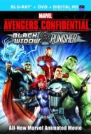 Gledaj Avengers Confidential: Black Widow & Punisher Online sa Prevodom