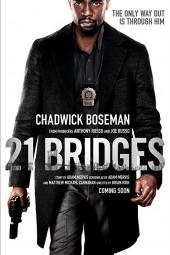 Gledaj 21-bridges-2019 Online sa Prevodom