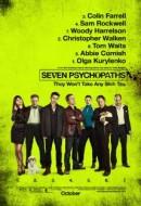 Gledaj Seven Psychopaths Online sa Prevodom