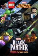 Gledaj LEGO Marvel Super Heroes: Black Panther - Trouble in Wakanda Online sa Prevodom