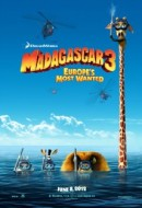 Gledaj Madagascar 3: Europe's Most Wanted Online sa Prevodom