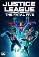 Gledaj Justice League vs the Fatal Five Online sa Prevodom